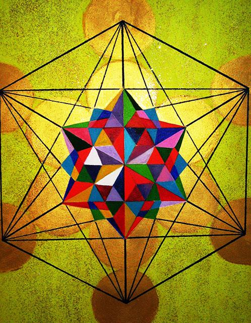 Metatron Abundance, 120x90 cm, 2013