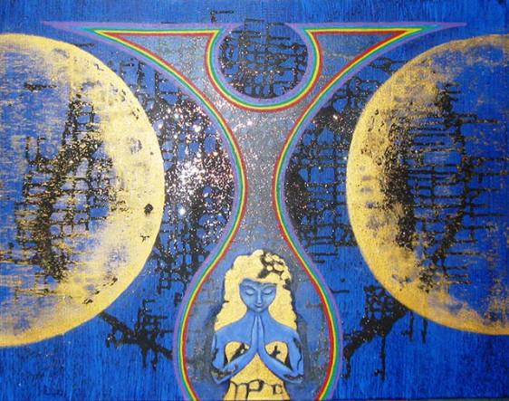 Quardian Angel, 90x70 cm, 2013