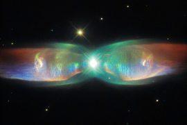 Butterfly Nebula image