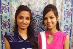 Himani and Santoshi 1