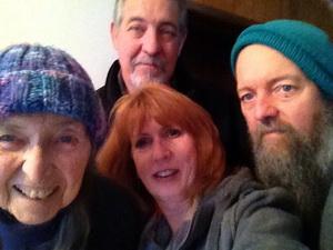 John Hogue family