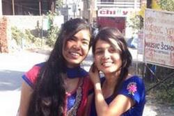 Krishna and Ramita 1