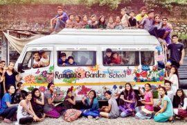 Ramana's Garden School Feat
