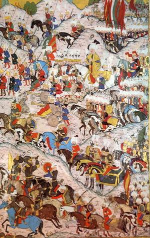 1526 Ottoman battle