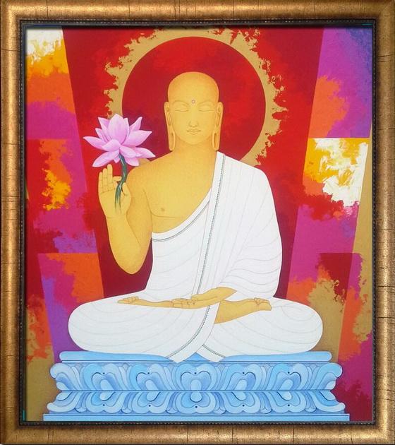Buddha 2 Passika