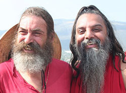 Dhyanraj and Rajneesh