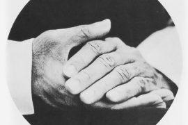 Osho darshan hands