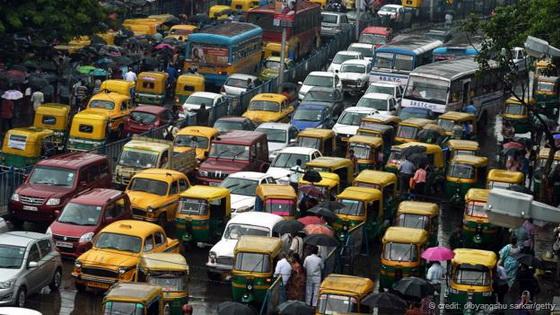 Rush Hour Kolkata