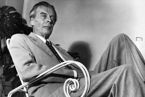 Alduous Huxley