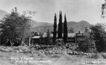 Arya Vihara, Ojai, California