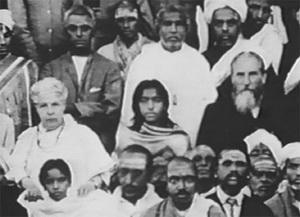 Besant, Krishnamurti Leadbeater