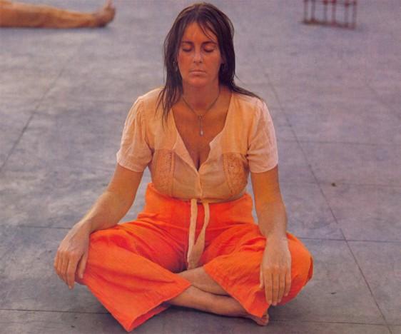 Meditation silent phase Shazar