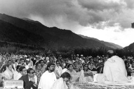 Osho Manali Camp 1970