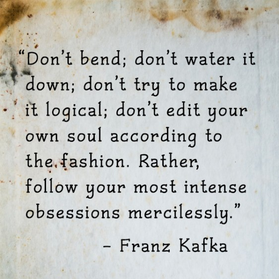 quote by Kafka