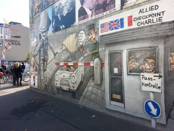 030 Berlin wall