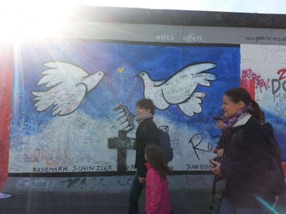 070 Berlin wall
