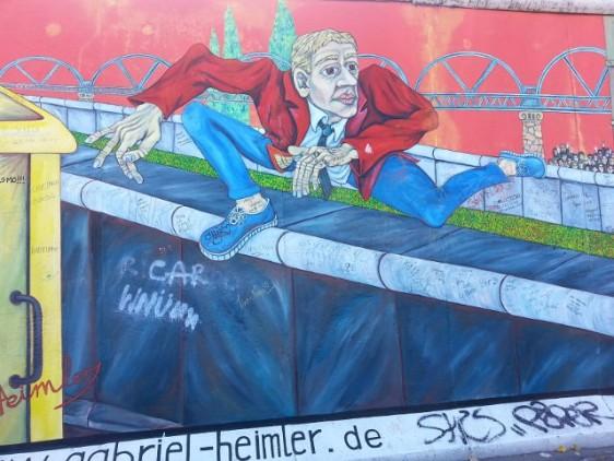080 Berlin wall