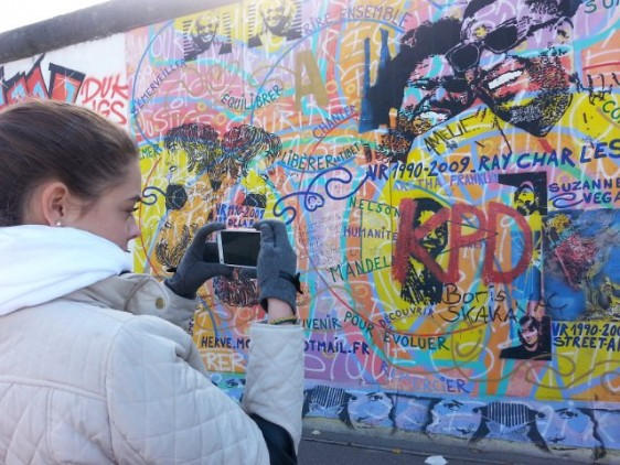 090 Berlin wall