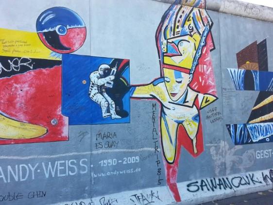 130 Berlin wall