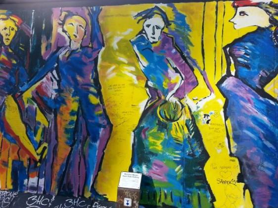 140 Berlin wall