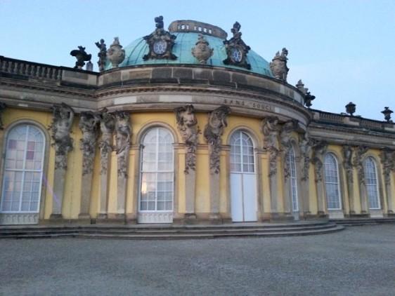 Sanssouci in Potsdam