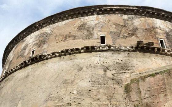 Roman Concrete Building