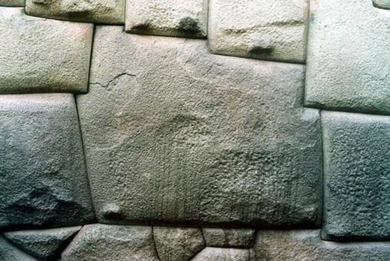 Ancient Inca Wal