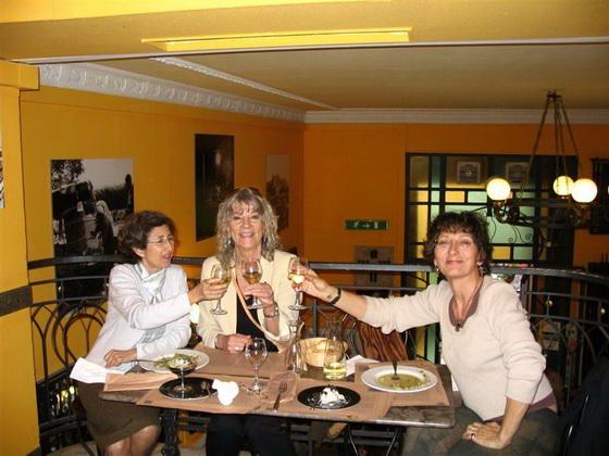 Anado and Nandana in Italy