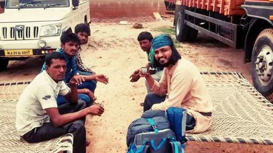 Migrant Truck Drivers