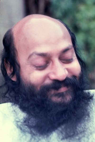 Osho on terrace (4)