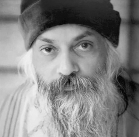 Osho with cap