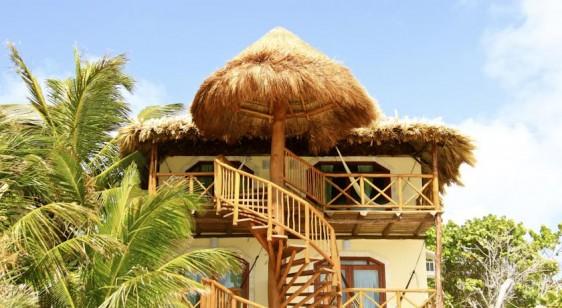 Playa Canek Tulum Mexico
