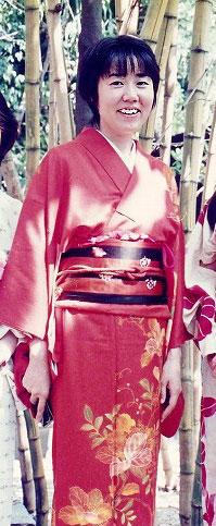 100 Mansha-in-kimono