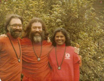Harikirti Samadhi and BD Oct 1979