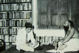 Osho and Ajit Kumar Jain