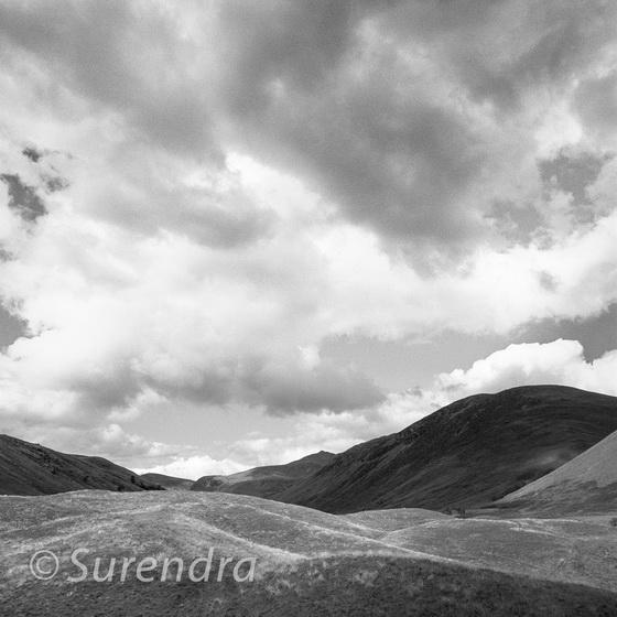 Glen Taitneach, Scottish Highlands