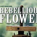 Rebellious Flower poster