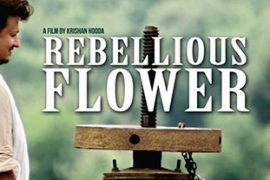 Rebellious Flower poster