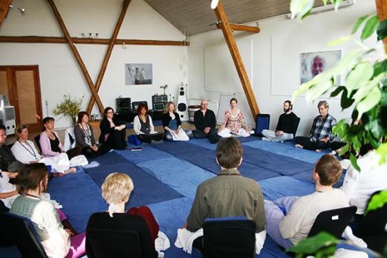 workshop with Rafia