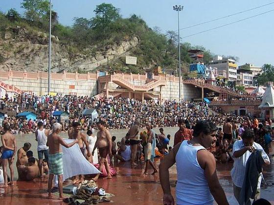 31 Haridwar  Ghats