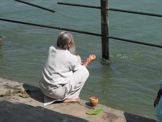 39 Haridwar Ghats