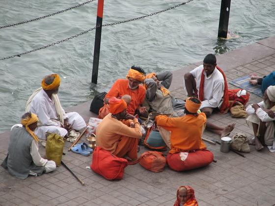 46 Haridwar Ghats