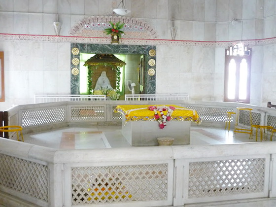 62 Haridwar Anandamayee Ashram