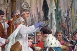 Crowning of Charles VII of France Feat