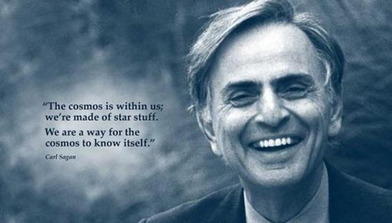 Sagan quote