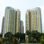 Sky scrapers Singapore