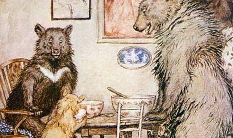 Three bears Feat