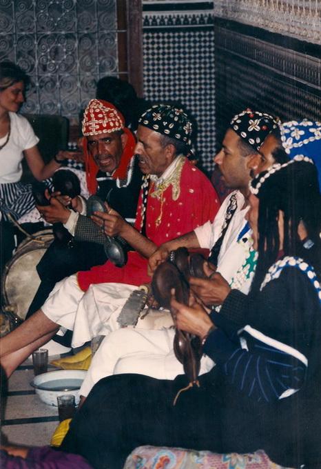 Tribal sufis