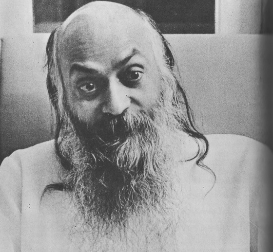 Osho Darshan speaking