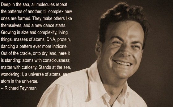 Richard Feynman Quote 3